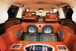 Customized Car