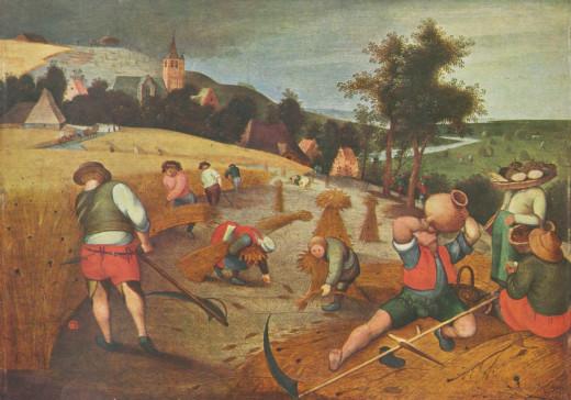 Der Sommer by Abel Grimmer