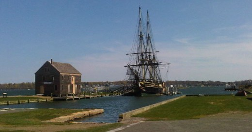 Book a tour of the Friendship and Custom House at the Visitor Center or wander around Derby Wharf.