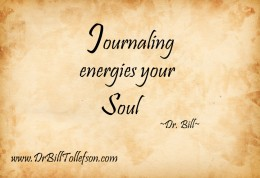 Feed your Soul with endless energy through journaling