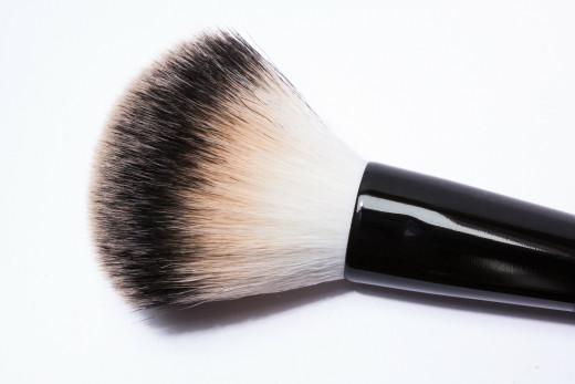 Wash your brushes frequently with shampoo and let them dry naturally.