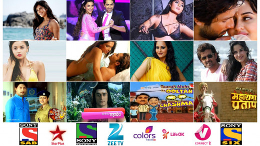 Hindi tv serials a different entertainment genre for all age group
