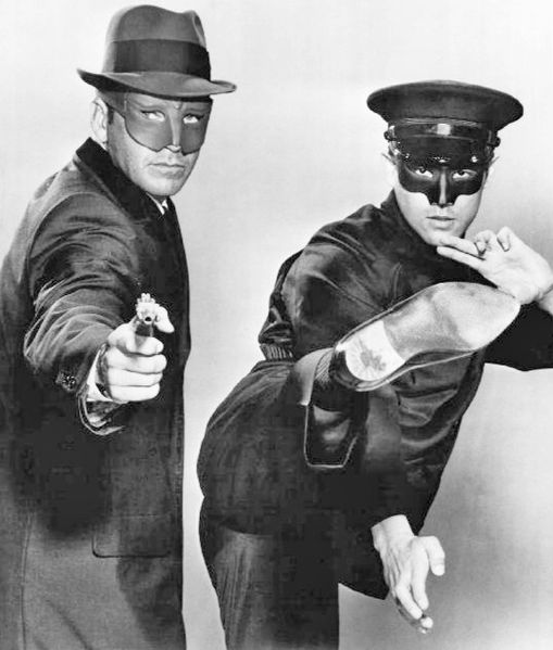 Bruce Lee in The Green Hornet