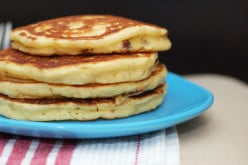 Oatmeal Pancakes Cooked with Protein Powder - The Perfect Cheat Meal