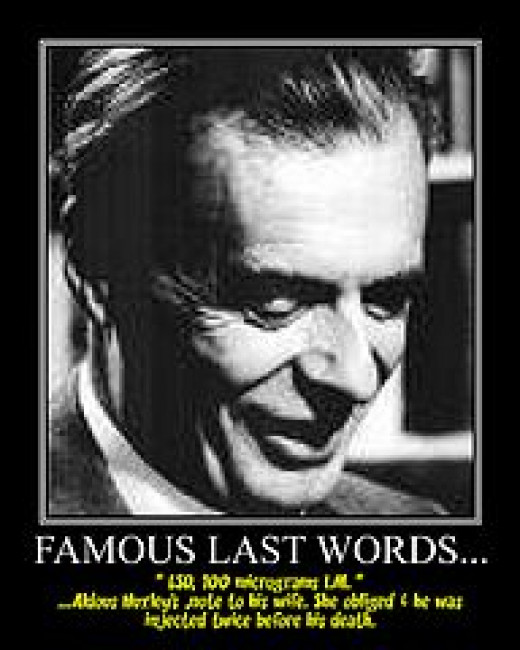 Aldous Huxley's Little Known Novella - The Genius and the Goddess - Literary Criticism
