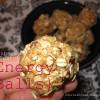 5-Minute One Bowl Cranberry Peanut Energy Balls