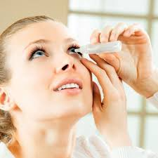 Using eye drops several times per day becomes  normal with Sjogren's.