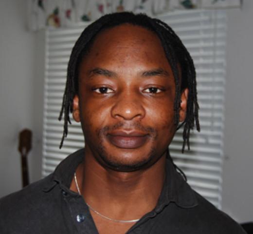Victor Mavedzenge, Zimbabwean artist/poet.