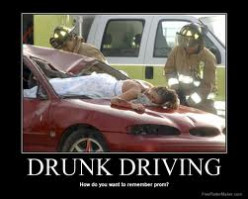 Drunk driving and the law