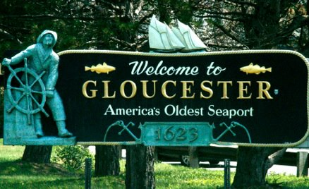 Gloucester, a living fishing seaport.