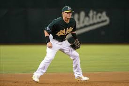 Josh Donaldson has the Athletics in great position entering the second half of the season.