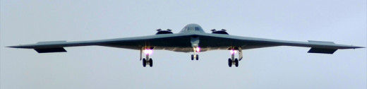 As of 2014, there are only 20 B-2A Stealth Bombers, each with a price tag of around $2.2 billion (yes, billion) dollars.