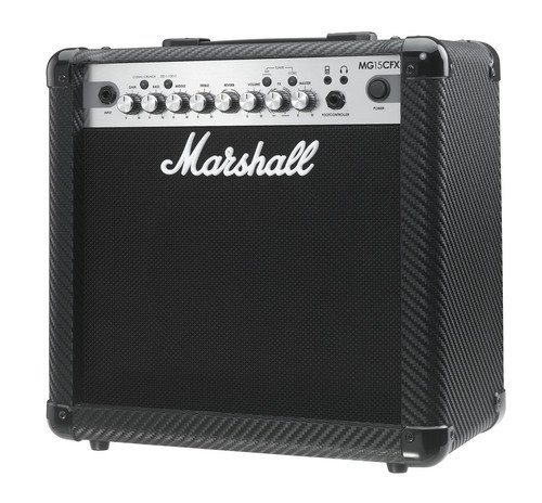 The Marshall MG Series amps offer great sound and features in an affordable package.