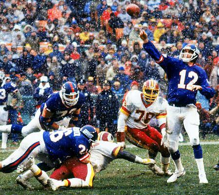 Former NFL QB and Delaware Alum Scott Brunner. (nydailynews.com)