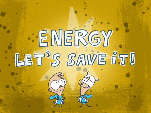 Let's Save Energy!  :)