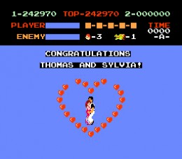 Kung Fu Had a Cute Ending. It Was Perfect for What the Game Was.