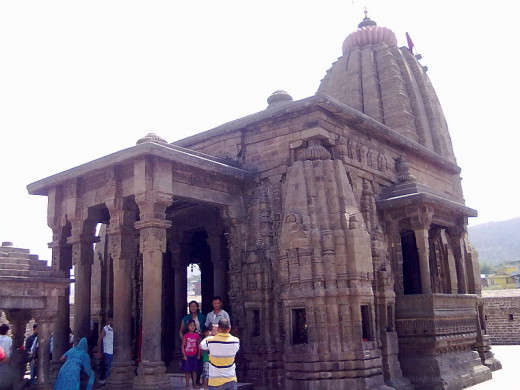 The Baijnath Temple