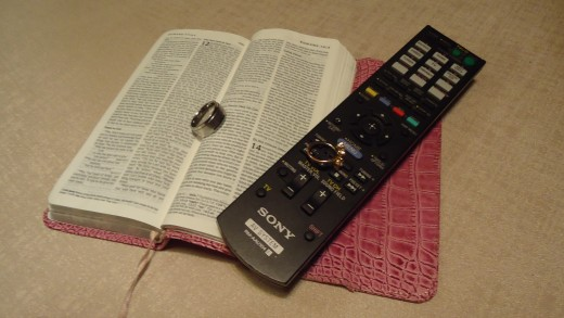Vows, football or bible study?