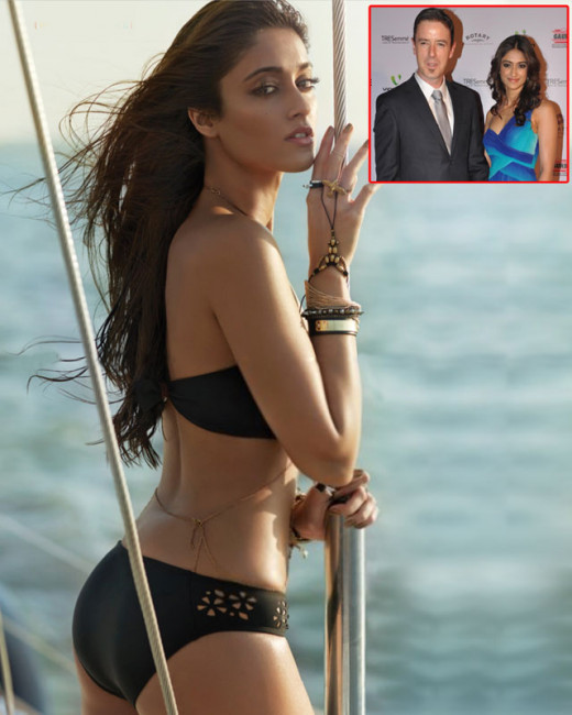 Ileana D'Cruz, who is rumoured to be dating Andrew Kneebone, a Project Manager based in Australia, will soon share the screen space with her boyfriend in a film.Bollywood on Biscoot Showtym : http://www.biscoot.com/showtym