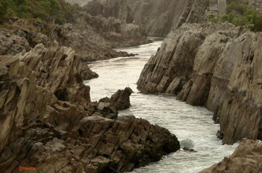 Bhedaghat Gorge