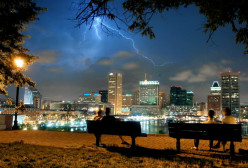 Lightning's Glow