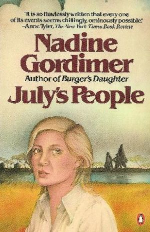 One of Gordimer's banned novels.
