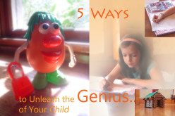 5 Ways to Help Your Children Become More Creative
