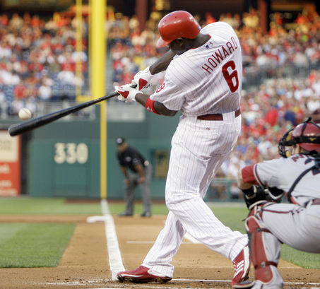 Ryan Howard: Worst Contract in MLB?