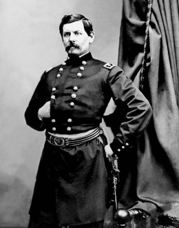 General George B. McClellan in 1861