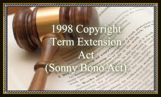Sonny Bono Copyright Act