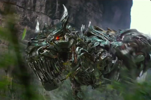 The Dinobots were done wrong, but they were still badass.