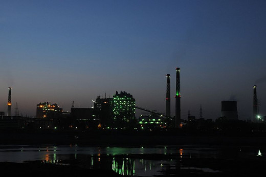 Sabarmati Thermal Power Station, Ahmedabad