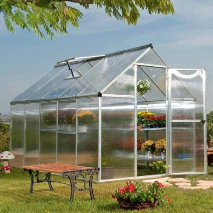 Palram Mythos Greenhouse available from Amazon