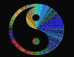 Yin And Yang Lines Make Up The Hexagrams In The Book Of Changes