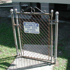A Locked Gate: Five Inspirational Verses on Embracing Difference