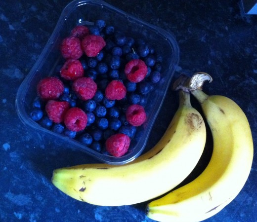 Portable and nutritious, fruit makes a great snack