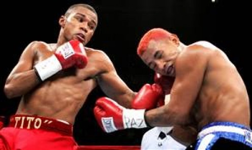 Felix Trinidad used his left hook to the head and body to dismantle and knockout Ricardo Mayorga.