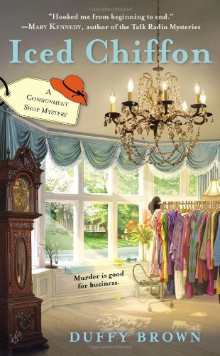 The Consignment Shop Mystery Debut
