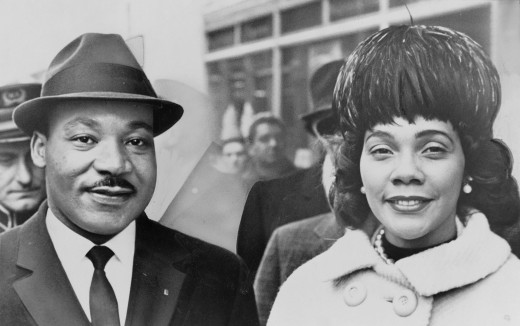 Coretta Scott married Martin Luther King Jr. on June 18th 1953