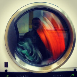 Laundry time!