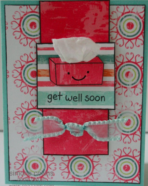 what to write in a get well card
