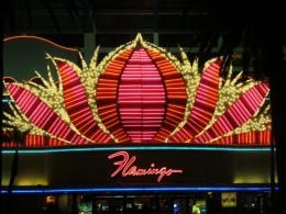 Photo of the Flamingo Casino in Las Vegas