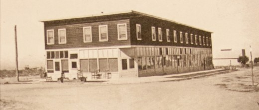 The Yucaipa Hotel in 1910