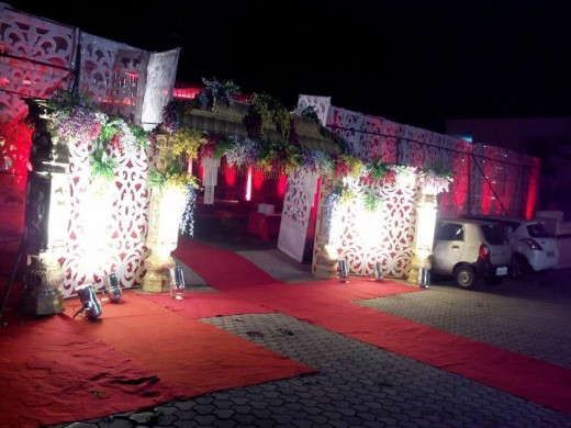 MPTDC Hotel Wedding EVent Jabalpur