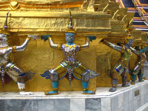 Royal Palace, Thailand