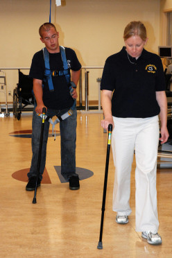 Gait Training – Physiotherapy Management #1