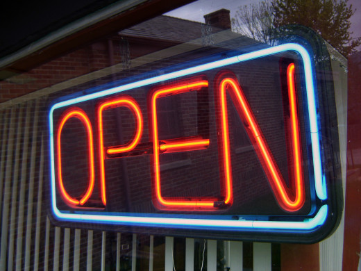 Are you ready to open your own business?