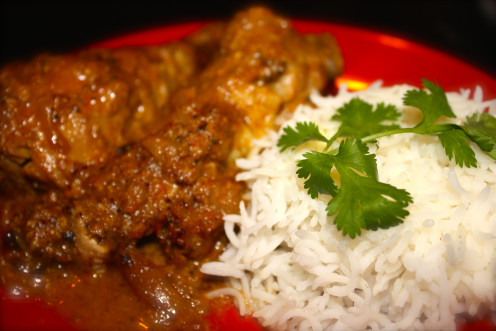 The cooked chicken in the Murg Masala should become so juicy and tender that it should almost melt in your mouth.