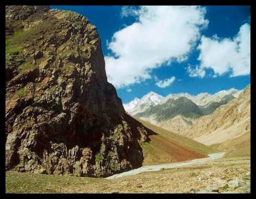 Zanskar Mountains