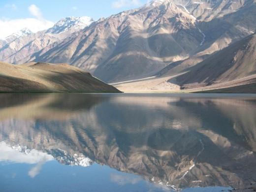 Himachal Pradesh's Spiti valley